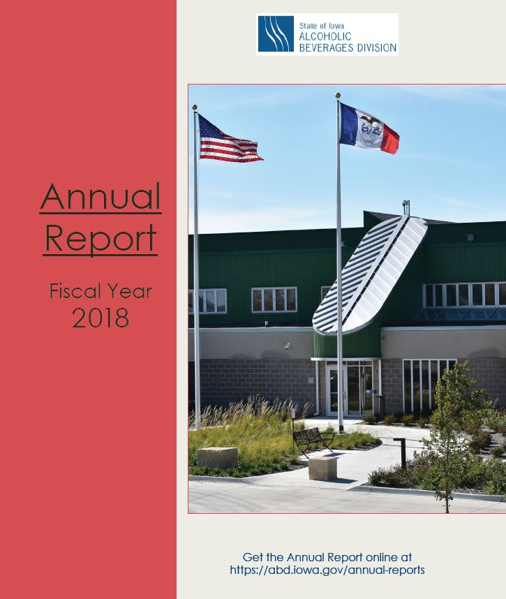 Image of the 2018 Annual Report