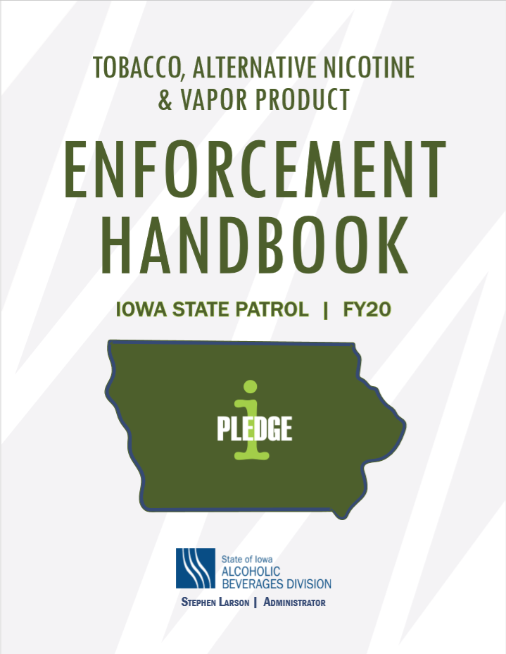 Ipledge state patrol cover