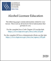 Alcohol Licensee Education