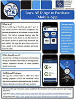 Iowa ABD Age to Purchase Mobile App