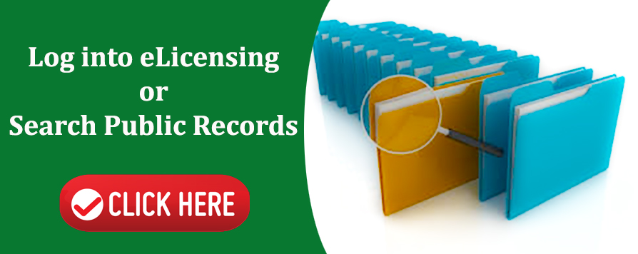 Access e-licencing site or search public records