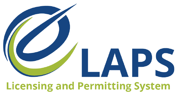 electronic Licensing and Permitting System (eLAPS)