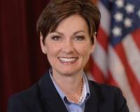Kim Reynolds, Governor