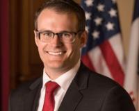 Adam Gregg, Lt. Governor